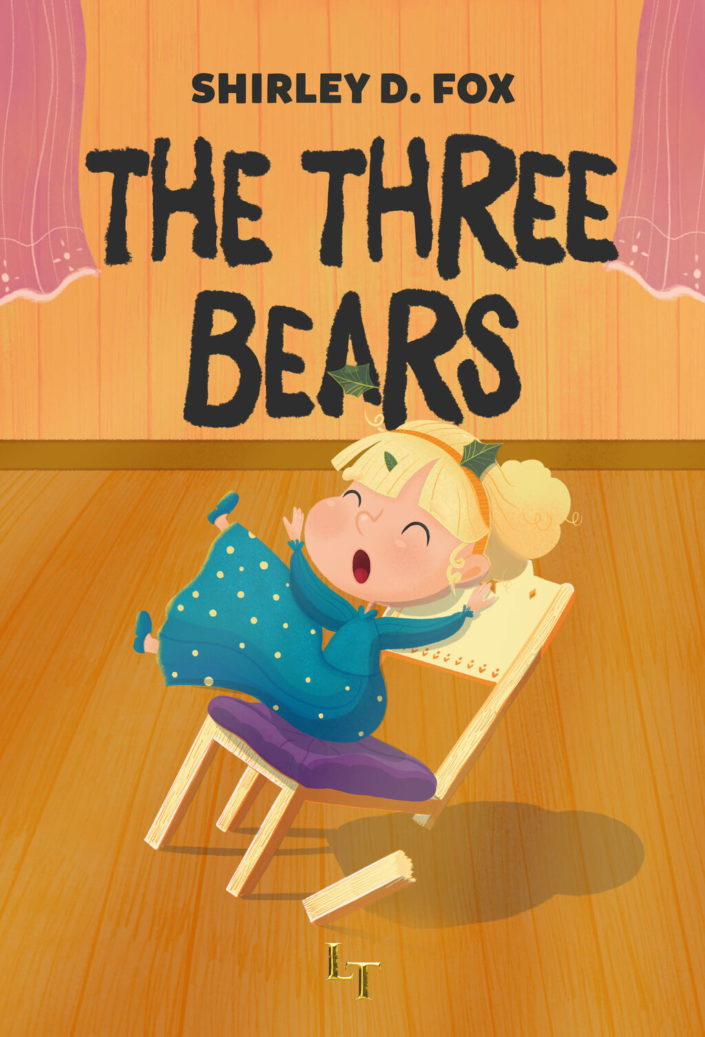 The Three Bears by Shirley D. Fox - Land of Tales