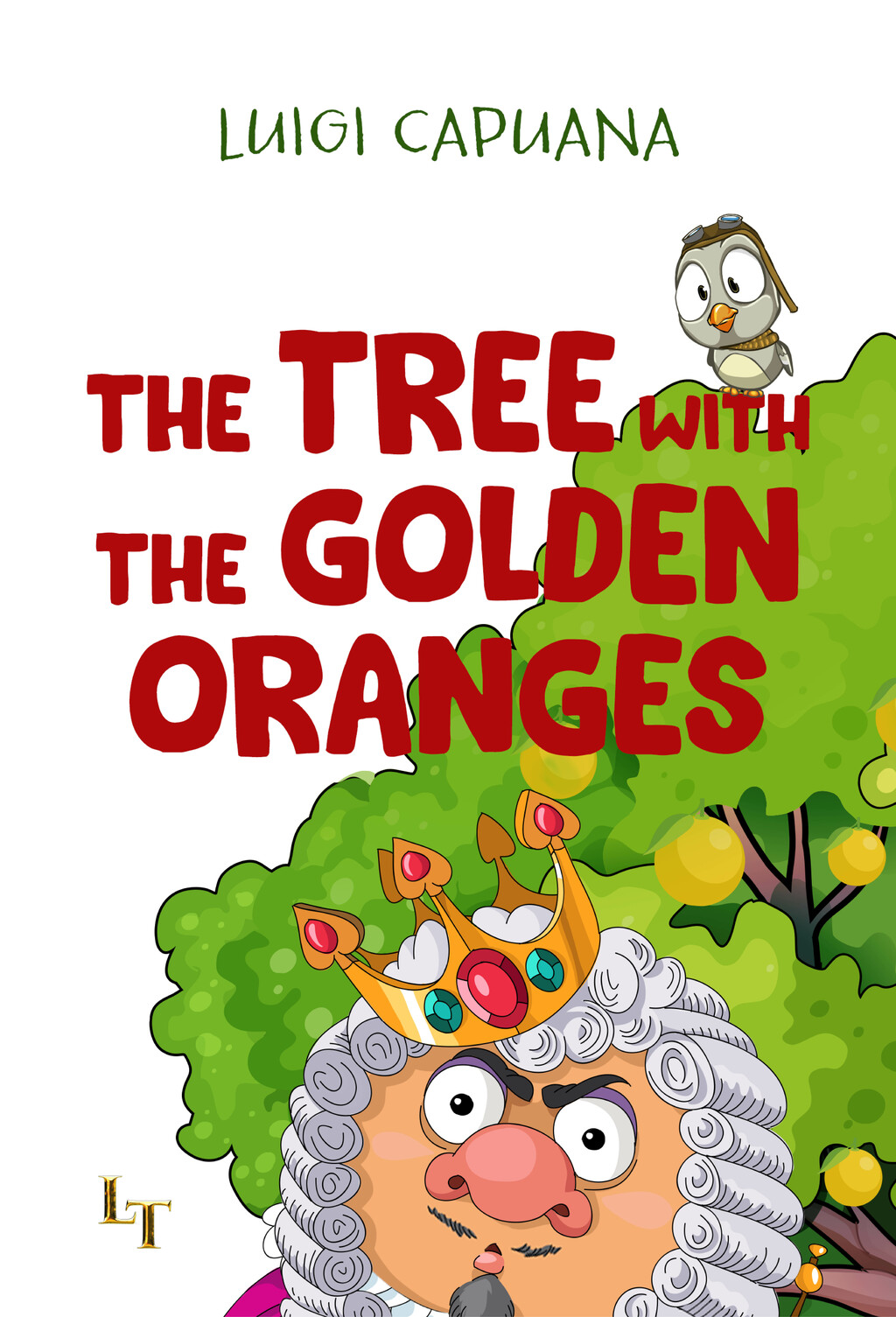 The Tree With the Golden Oranges by Luigi Capuana - Land of Tales